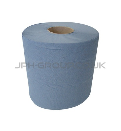 2 Ply Blue Centre Feed Rolls (56154)