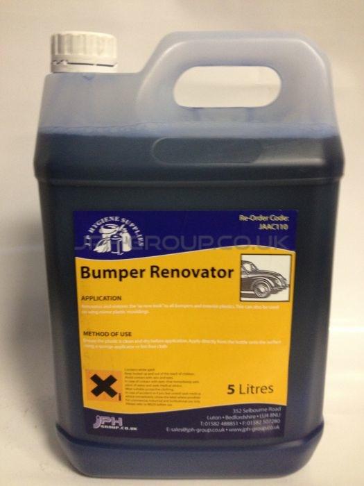 Bumper Renovator 5L
