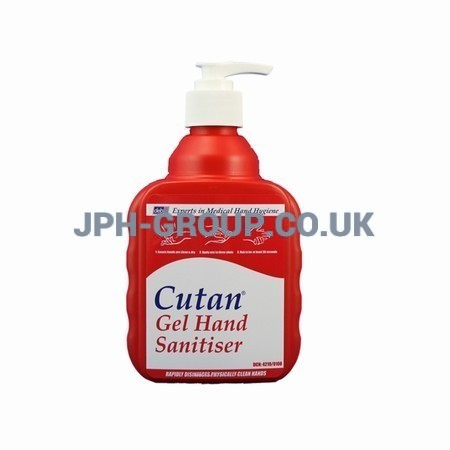 Deb Alcohol Gel Hand Sanitiser 400ml