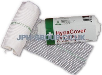 HypaCover Sterile Eye Dressing, Single