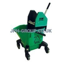 25Ltr Wringer Bucket Green