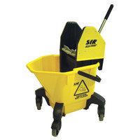25Ltr Wringer Bucket Yellow