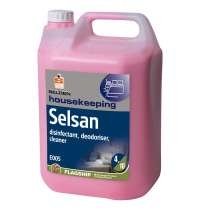 Selden Selsan Disinfectant Cleaner 5Ltr