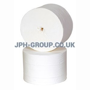 2 Ply Coreless Toilet Roll 900 Sheet x 36 Rolls