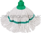 300G Green Hygiene Mop Head