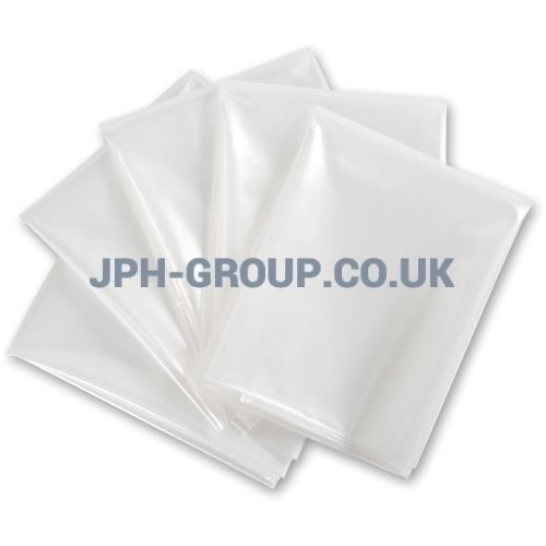 Clear Compactor Sacks x 100