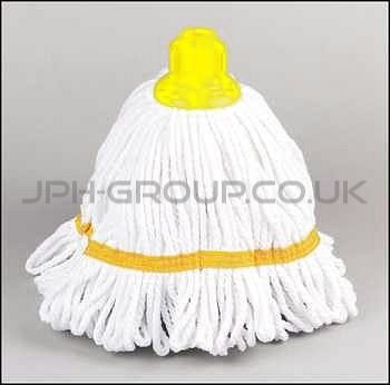 300G Yellow Hygiene Mop Head