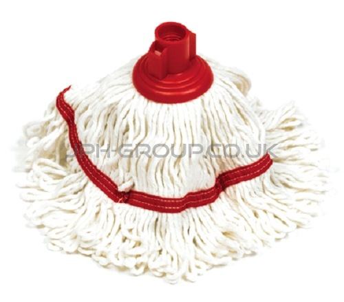 300G Red Hygiene Mop Head