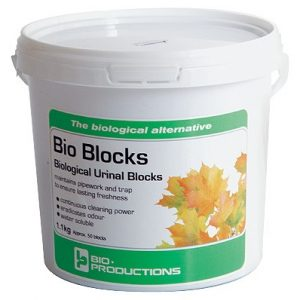 Bio Blocks 1.1KG Toilet Blocks