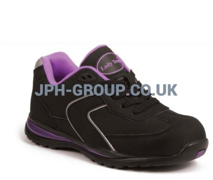 Ladies Safety Trainer Size 3