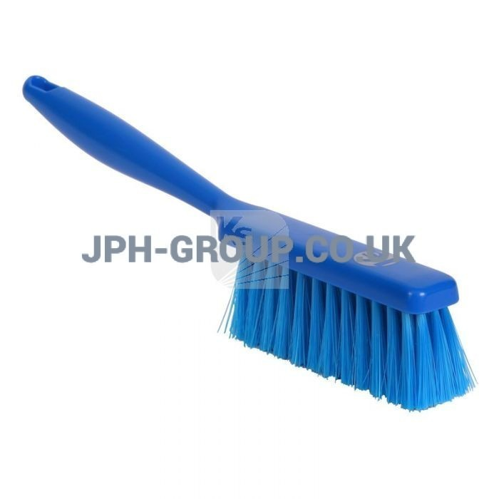 Bannister Brush Soft Blue 340mm