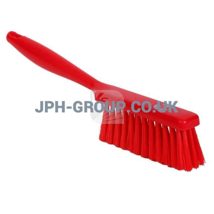 Bannister Brush Soft Red 340mm