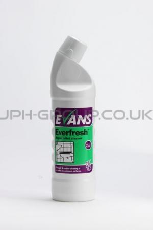 Everfresh Fresh Apple Toilet Cleaner 1 L