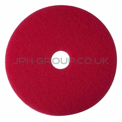 15'' Red Maintaining Pad