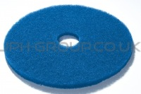 15'' Blue Cleaning Pad