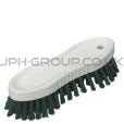 Vikan Hard Scrubbing Brush Green