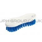 Vikan Hard Scrubbing Brush Blue