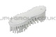 Vikan Hard Scrubbing Brush White