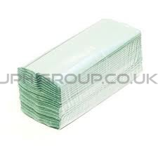 Green C.Fold H/Towel x 2880 (12900)
