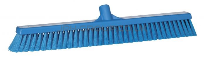 "Vikan 24"" Blue F/Broom Med 50 x 600MM"