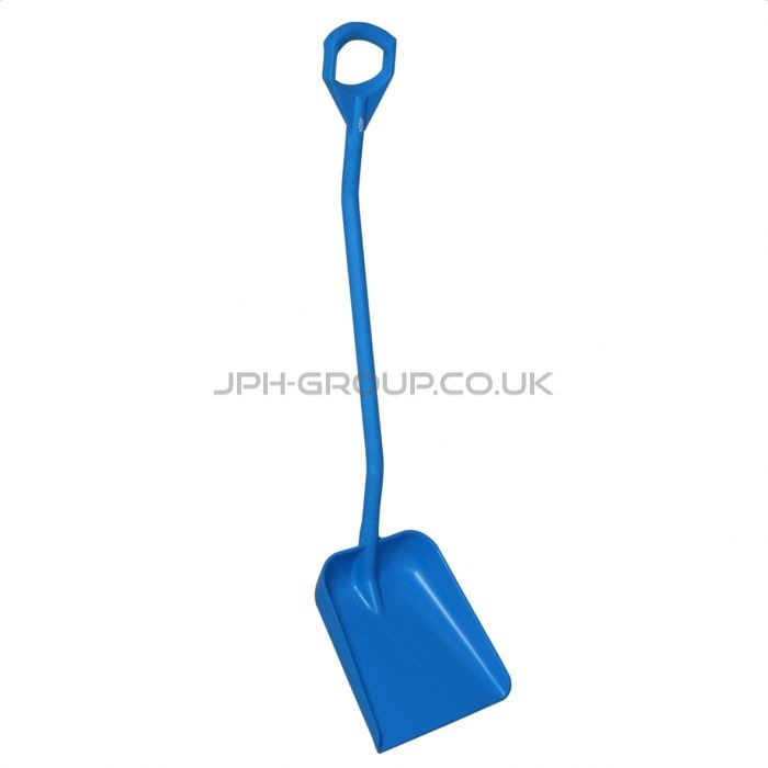 Vikan Blue Shovel Long Handle 130cm